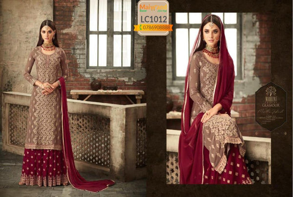 LC1012 Glamour Indian Dress