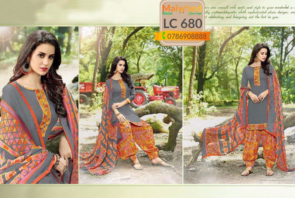 LC680 Rani Fashion Cotton