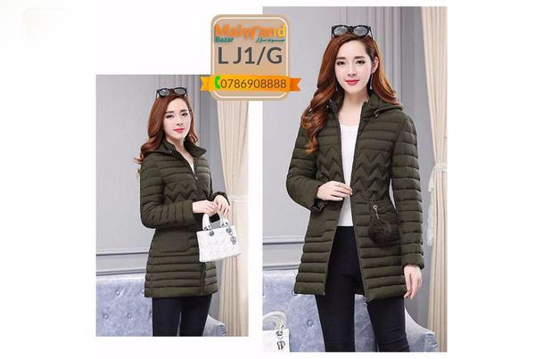 LJ1/G Ladies Jacket Dark Green