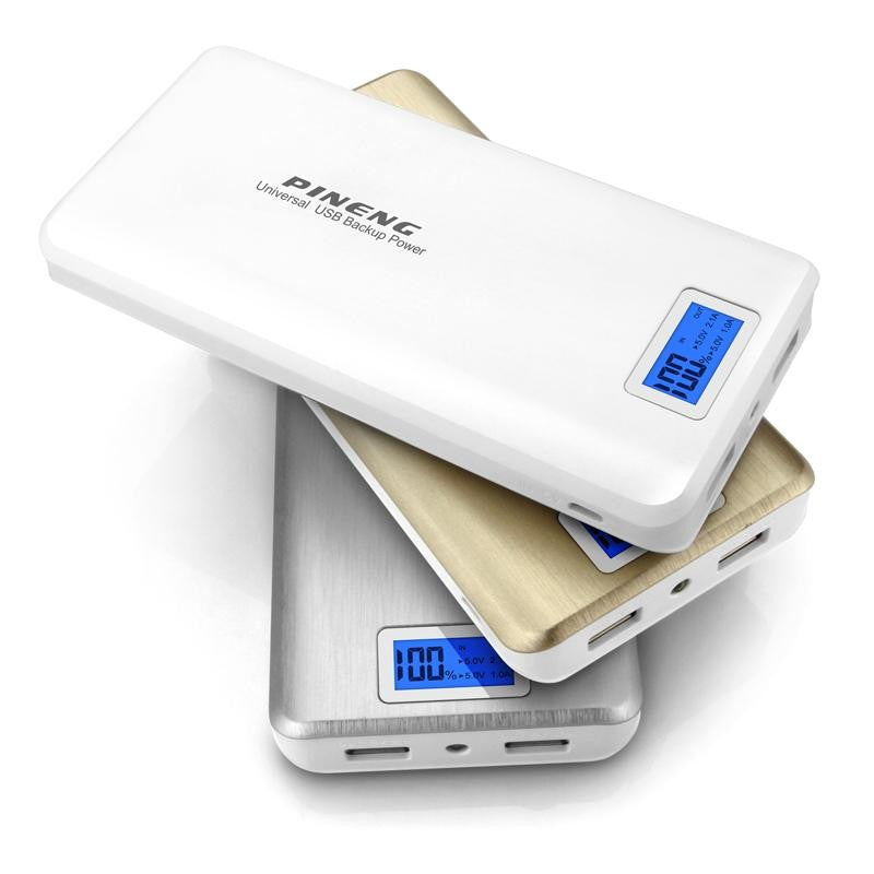 PINENG PN-999 20000MAH mobile power bank