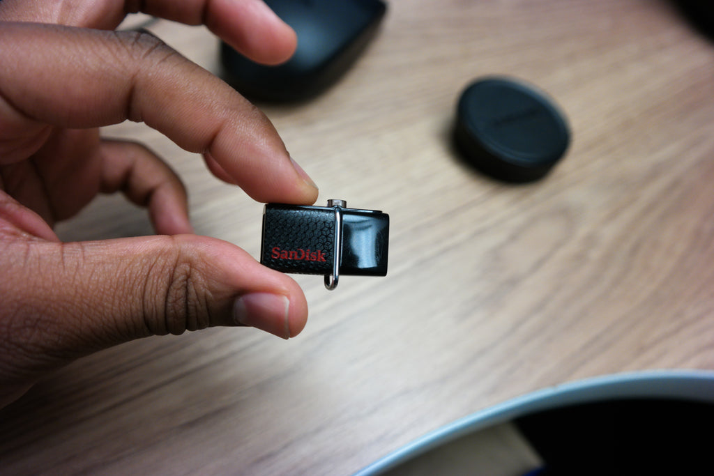 SanDisk Ultra Dual USB Drive 3.0: Transferring Just Got Faster 32GB