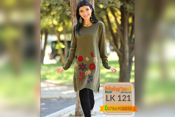 LK121 Turkish Kurtis