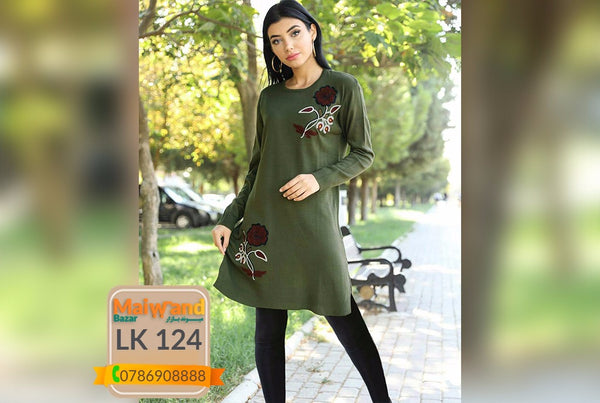 LK124 Turkish Kurtis