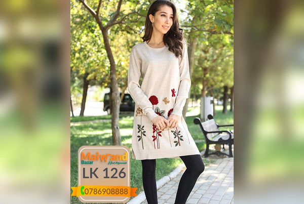 LK126 Turkish Kurtis
