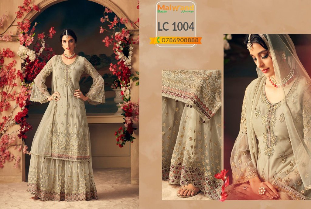 LC1004 Glamour Indian Dress