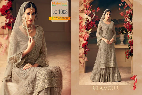 LC1008 Glamour Indian Dress