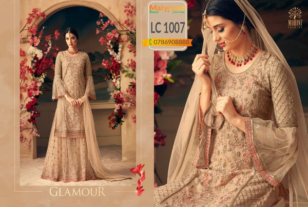 LC1007 Glamour Indian Dress