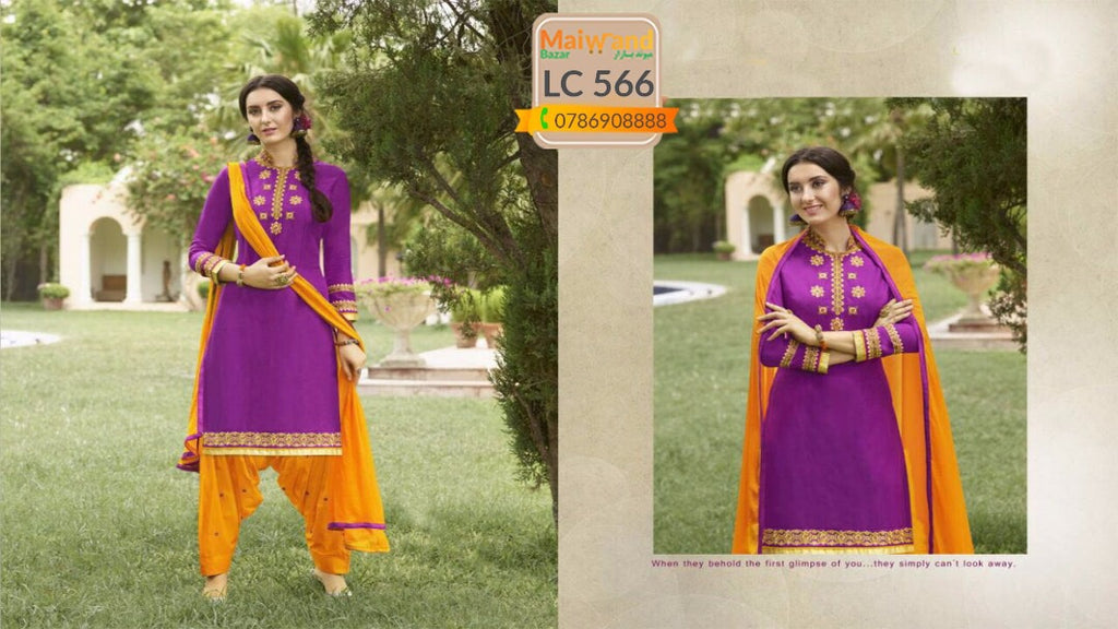 LC566 Saina Patiala Dress