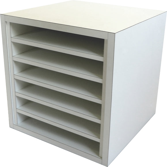 Premiere Cube, and Five Fixed Shelves Insert 16 Inch - Legacy Woodcrafters LLC,  Premiere 16 inch - Legacy Woodcrafters LLC
