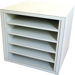 Premiere Cube, and Four Fixed Shelves Insert 16 Inch - Legacy Woodcrafters LLC,  Premiere 16 inch - Legacy Woodcrafters LLC