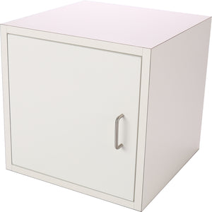 Premiere Cube, With Door and Adjustable Shelf 16 Inch - Legacy Woodcrafters LLC,  Premiere 16 inch - Legacy Woodcrafters LLC