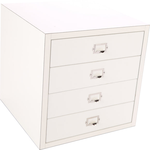 Premiere Cube, Four Drawers 16 Inch - Legacy Woodcrafters LLC,  Premiere 16 inch - Legacy Woodcrafters LLC