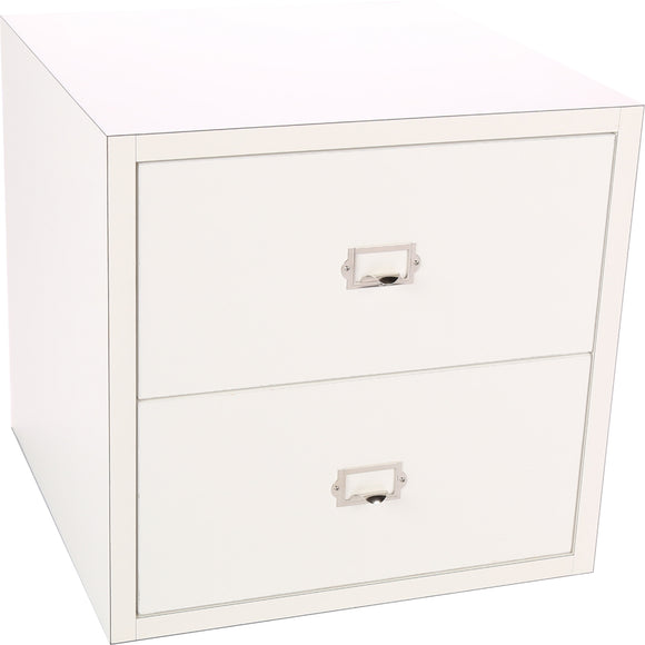 Premiere Cube, Two Drawers 16 Inch - Legacy Woodcrafters LLC,  Premiere 16 inch - Legacy Woodcrafters LLC