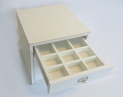 Drawer Divider for sorting and storing small craft items.