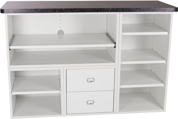 Countertop for Storage Cubes
