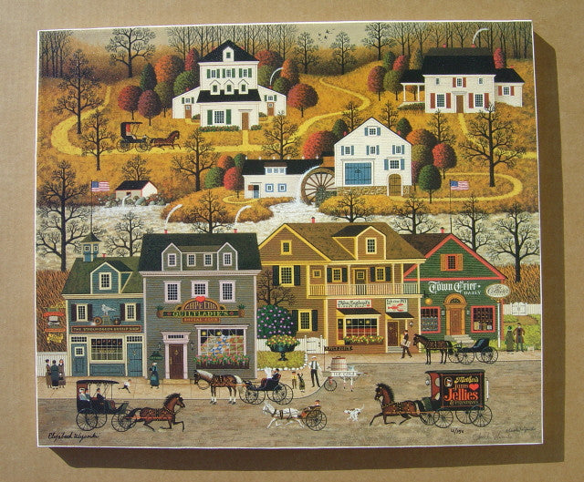 Hawkriver Hollow Canvas Transfer