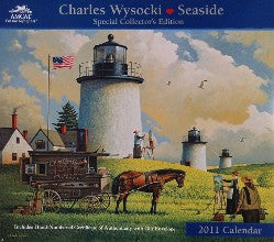 2011 Collector Edition Americana Wall Calendar
