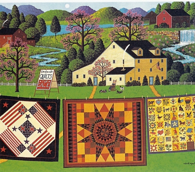 Quiltseller Calendar Page