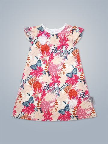 Zuri dress- Wildflower