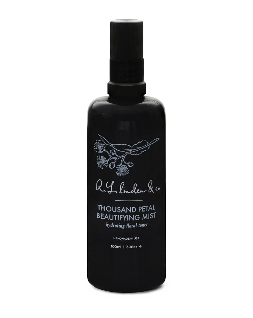 Thousand Petal Beautifying Mist Hydrating Floral Toner