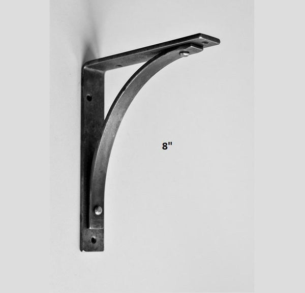 "Station Extra Wide (1.5"" wide) Shelf Bracket in 4"", 6"", 8"", 10"", or 12"" - Station Extra"