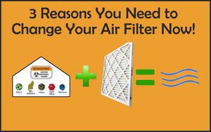 3 Reason You Need to Replace Your Air Filter to Protect the Air Your Family Breathes