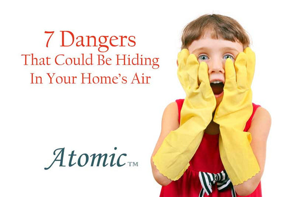 7 Dangers That Could Be Hiding In Your Home S Air Causes