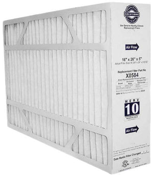Lennox Replacement Air Filters : Choosing the best Air Filter For Your Allergies X0584