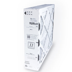 TopTech Furnace Filters All Sizes