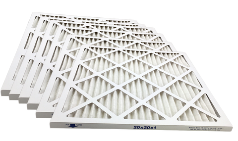 20x20x1 MERV 13 Air Filter best choice for Allergy Suffers
