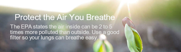 Clean Air for your lungs