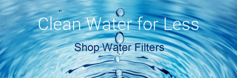 Find replacement water filter for the best price