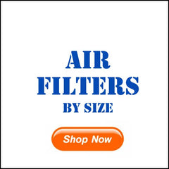 Air filters by Size