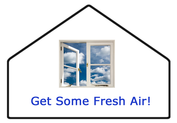 Ventilate Your Home with Fresh Air