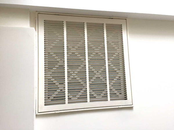 Return Grill covering for furnace filter