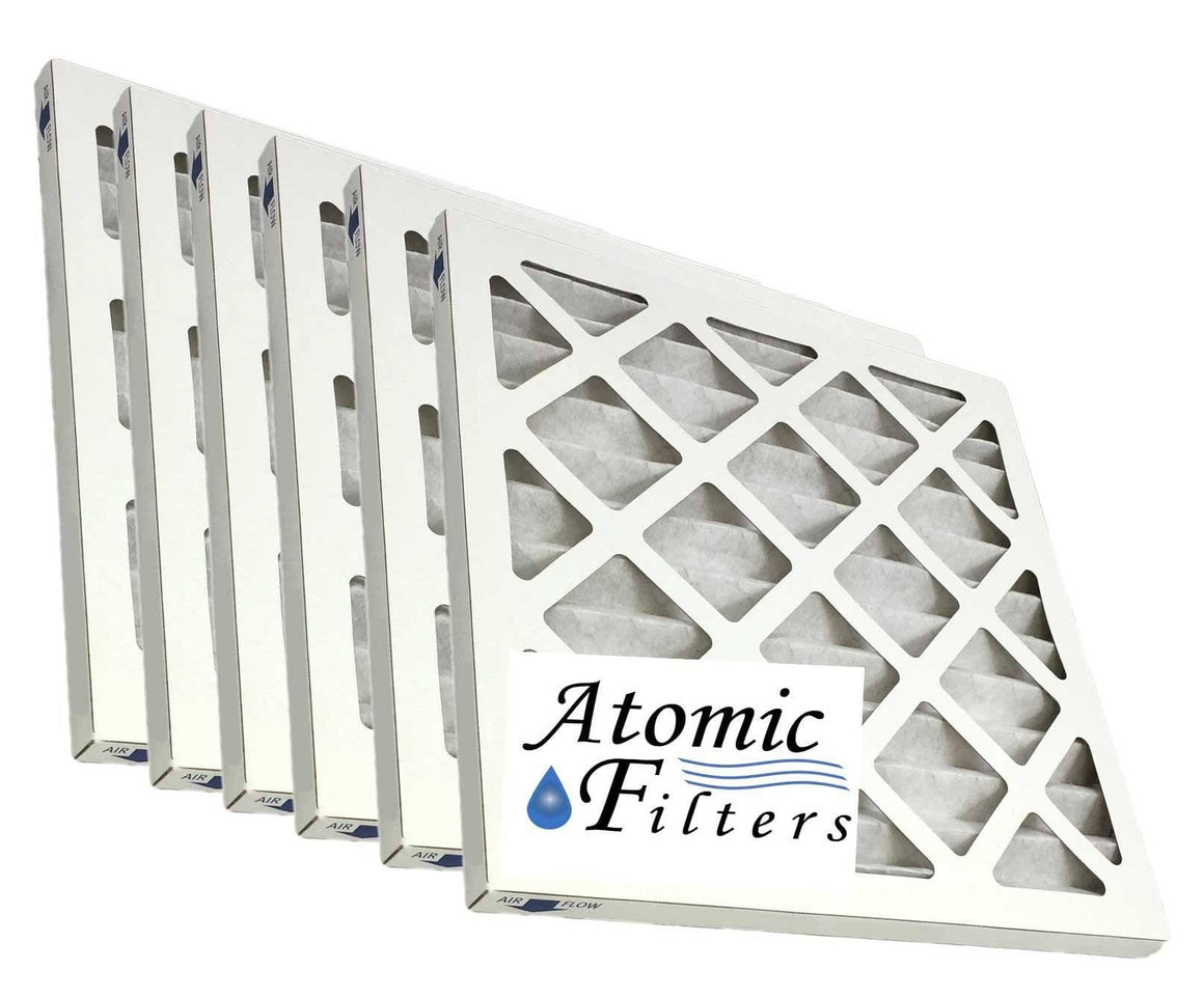 10x10x1 Merv 11 AC Furnace Filter - Case of 6 by Atomic
