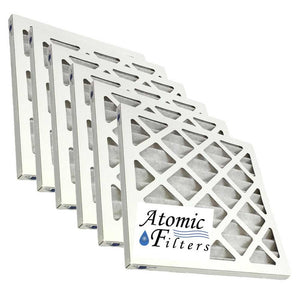 14x14x1 Merv 11 AC Furnace Filter - Case of 6 by Atomic