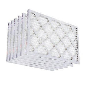 8x8x1 Merv 11 AC Furnace Filter - Case of 6