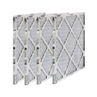 "Lennox Genuine OEM Healthy Climate Filter 16x25x1"" (98N42)(4 Pack)"