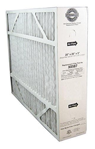 Lennox Genuine Oem Replacement Media Filter X0587 Fits