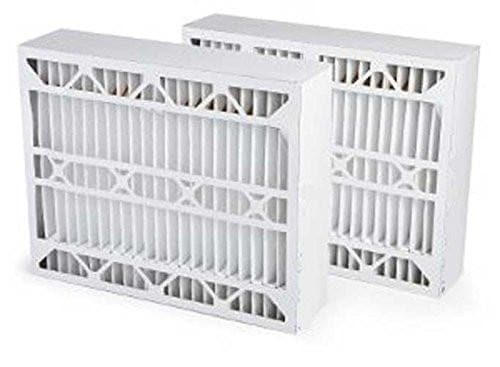 Atomic 16x28x6 MERV 11 401 Replacement Furnace Filter Aprilaire and Space-Gard 2400 Compatible - 2 Pack
