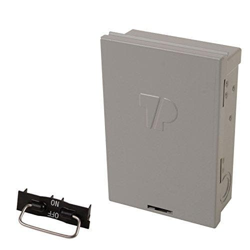 TradePro TP-60AMP-NF - 60 AMP Non-Fusible AC Disconnect Switch/ Pullout 240 VAC