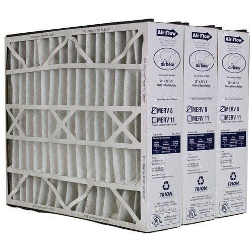 Trion Air Bear 255649 102 Replacement Filter 20x25x5