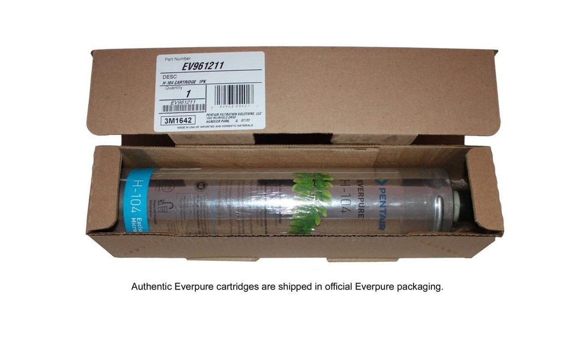 Everpure H-104 Water Filter Replacement Cartridge (EV9612-11)