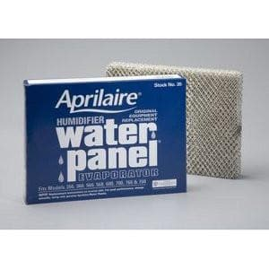 Aprilaire 35 Water Panel, Fits Humidifiers 600, 600A, 600M, 700, 700A, 700M, 760, 768, 350, 360, 560 and 568