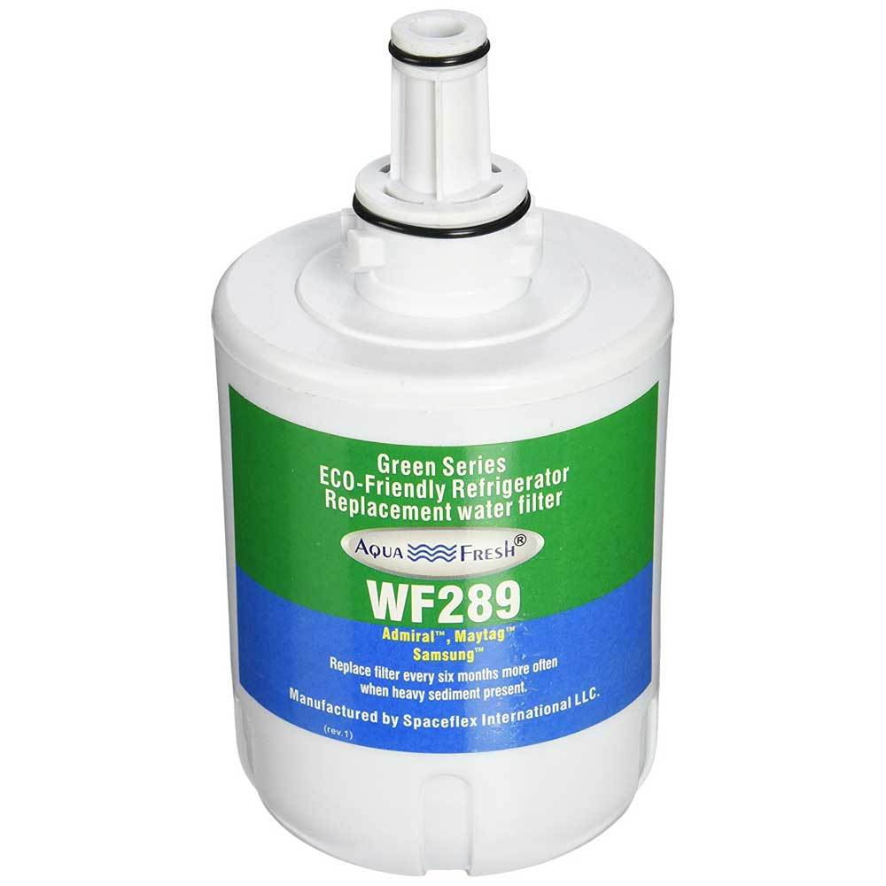Aqua Fresh WF289 Refrigerator Water Filter Replacement for Samsung DA2900003, DA29-00003G and DA29-00003B