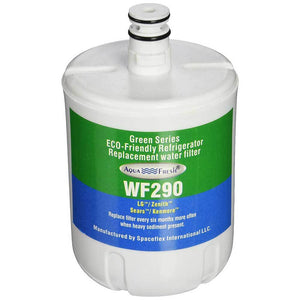 Aqua Fresh WF290 Refrigerator Water Filter Replacement for LG LT500P and 5231JA2002A  ADQ72910901