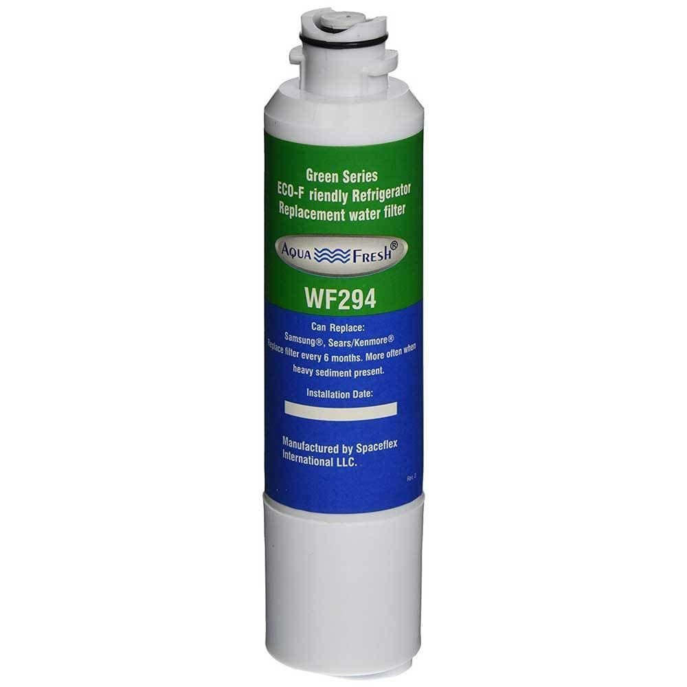 Aqua Fresh WF294 Refrigerator Water Filter Replacement for Samsung DA29-00020B
