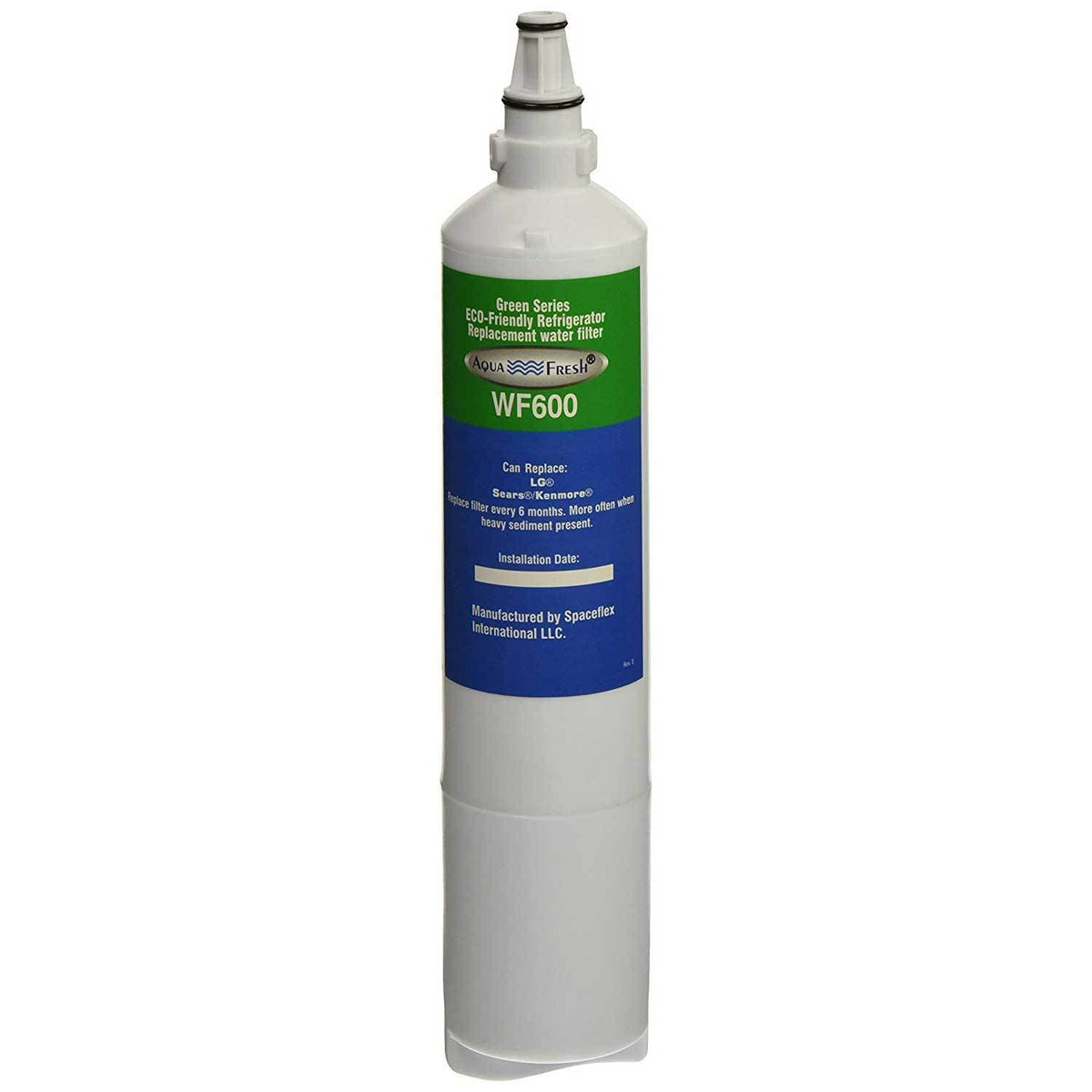 Aqua Fresh WF600 Refrigerator Water Filter Replacement for LG LT600P
