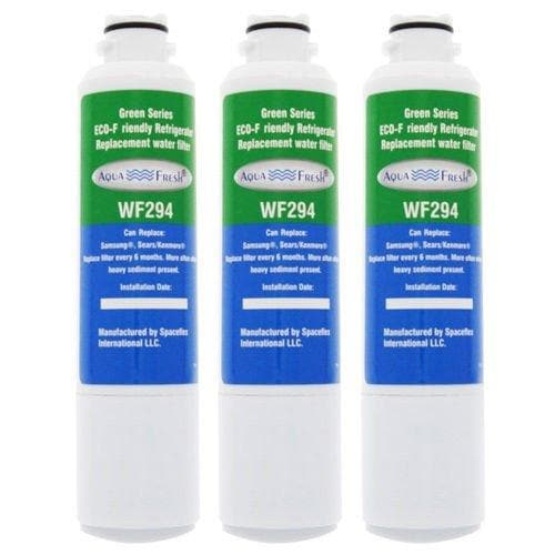Aqua Fresh WF294 3 pack Replacement for Samsung DA29-00020B Atomic Filters